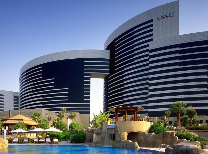 UAE_GRAND HYATT HOTEL(Dubai)