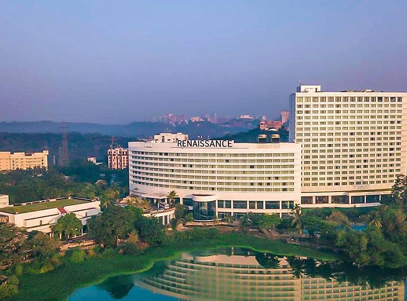 India_RENAISSANCE HOTEL(Mumbai)