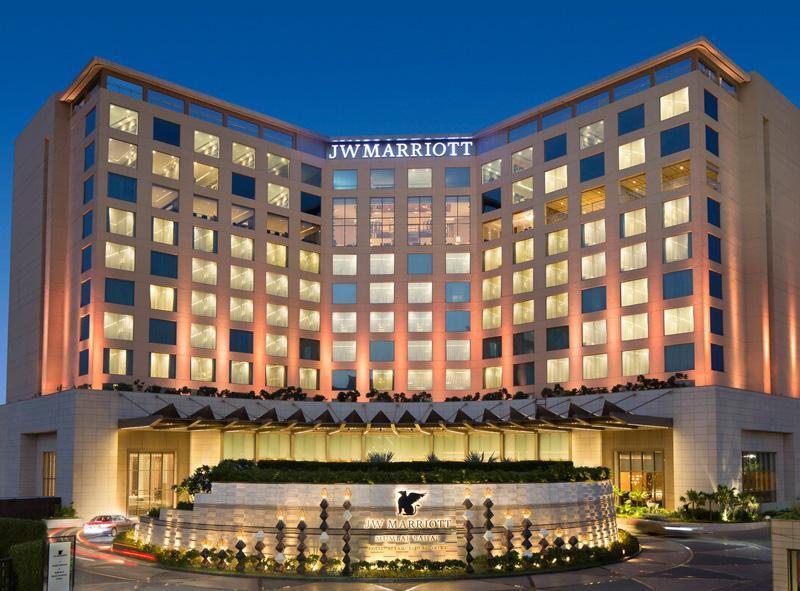 India_JW MARRIOTT HOTEL(Mumbai)