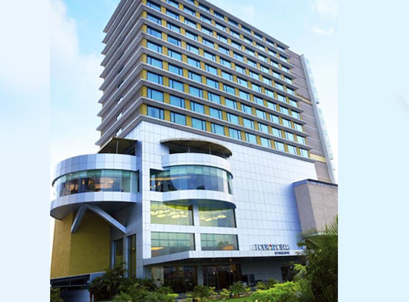 India_FOUR POINT HOTEL(mumbai)