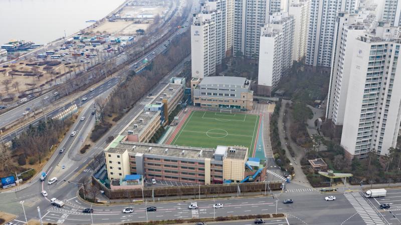 신천중학교